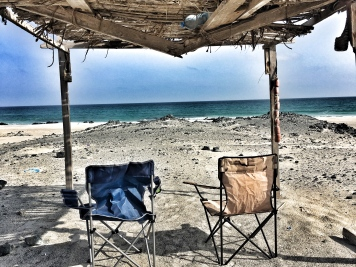 Masirah Island, Camping, Oman
