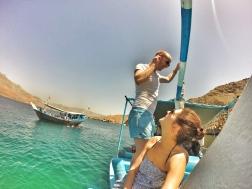 Musandam, Dhow Cruise, Oman