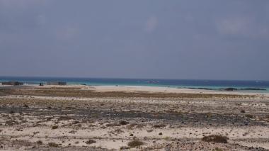 Mariah Island, Camping, Oman