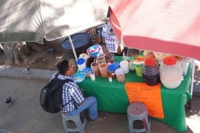 Tacos. Oaxaca, Mexico