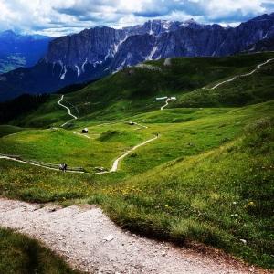 Peitlerkofel, Dolomiten, Südtirol, Italien
