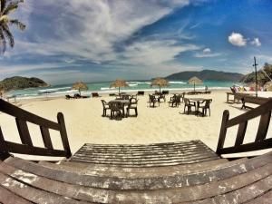 Sun, Beach, Perhentians, Malaysia