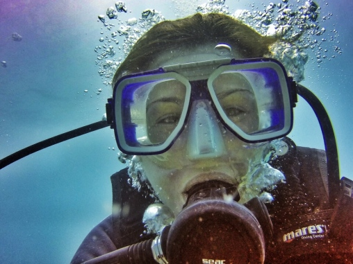 Scuba Diving. Perhentians, Malaysia