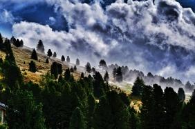 Schatzerhütte, Dolomiten, Südtirol, Italien