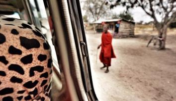 Materuni Tour, Maasai, Tanzania