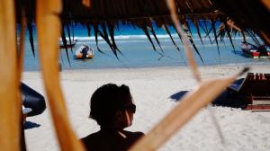 Perhentian Kecil Beach