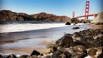San Francisco Baker Beach